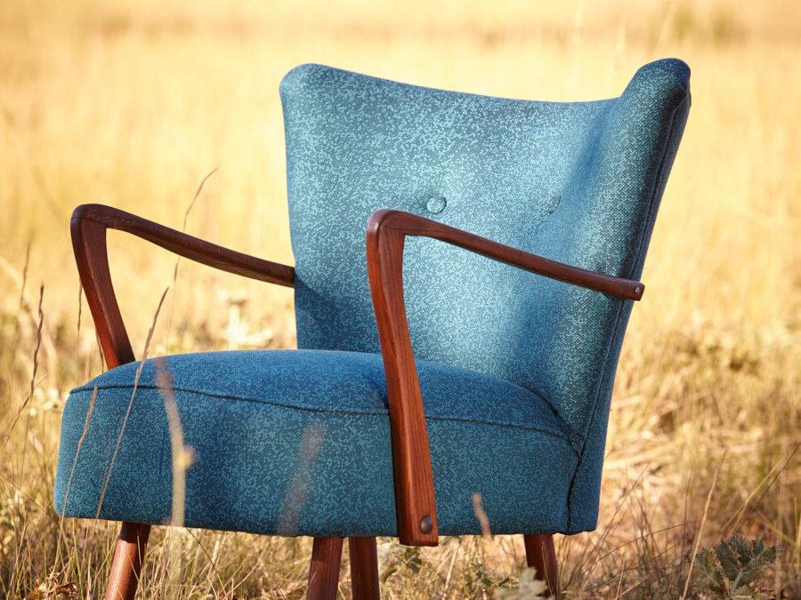 Le fauteuil cocktail vintage
